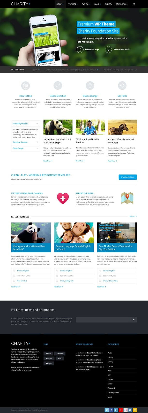 fundraising wordpress