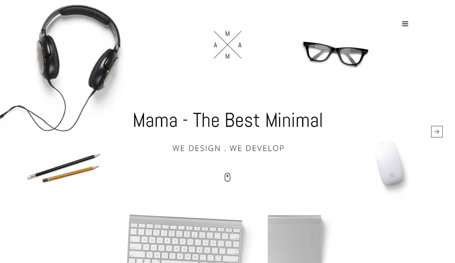 simple wordpress theme 2015