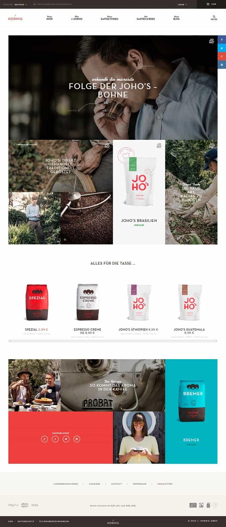creative eshop web