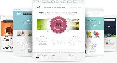 elegant and creative wordpress themes