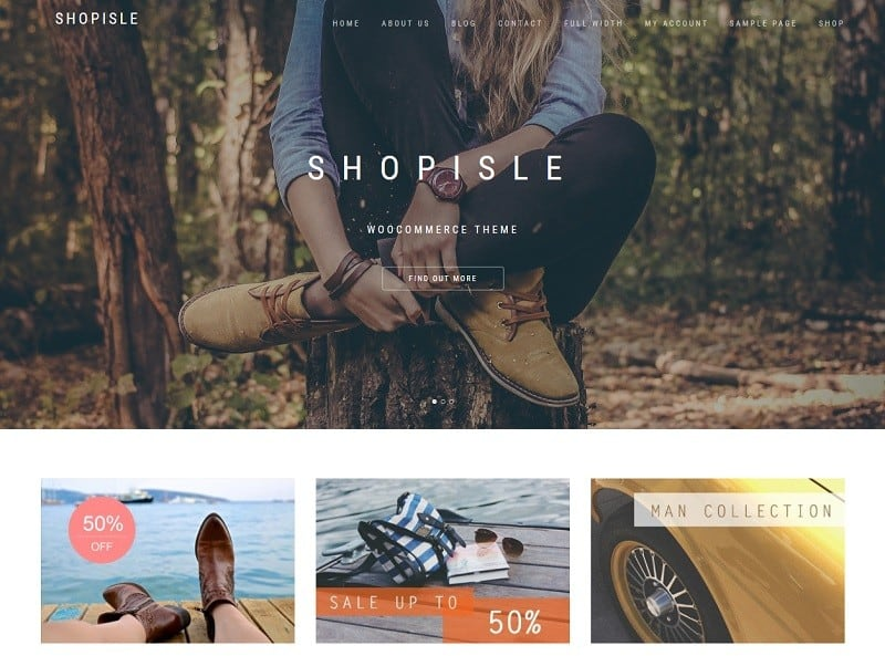 theme for your online business