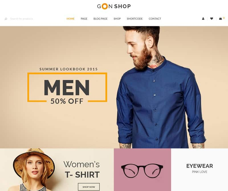 55 wordpress ecommerce themes best of 2018 updated catalog ecommerce theme pronofoot35fo Images
