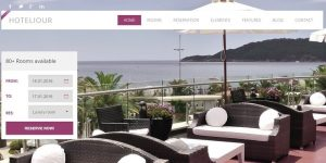 hoteliour - best hotel wordpress theme