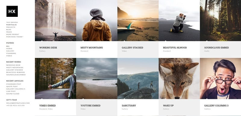 Best Portfolio Theme for Creatives