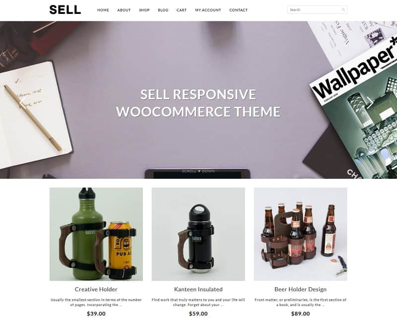 sell-ecommerce-wordpress-theme