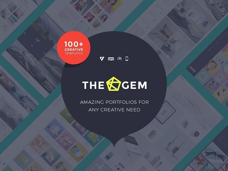55 Creative Portfolio WordPress Themes | Best of 2018 (UPDATED)