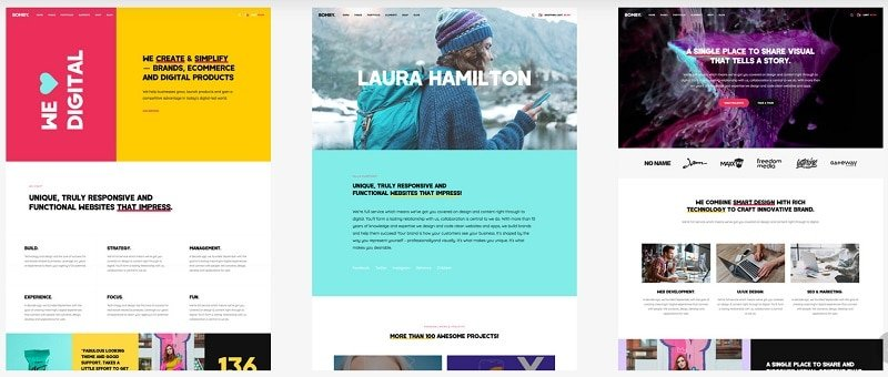 Сайты для вдохновения веб дизайнера 7