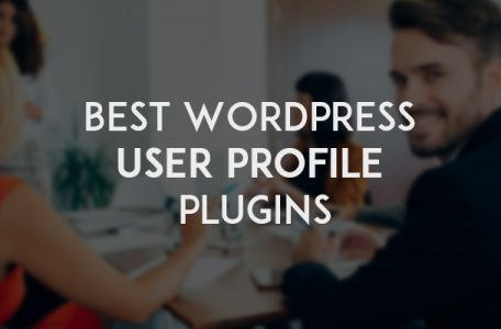best user profile plugins featured