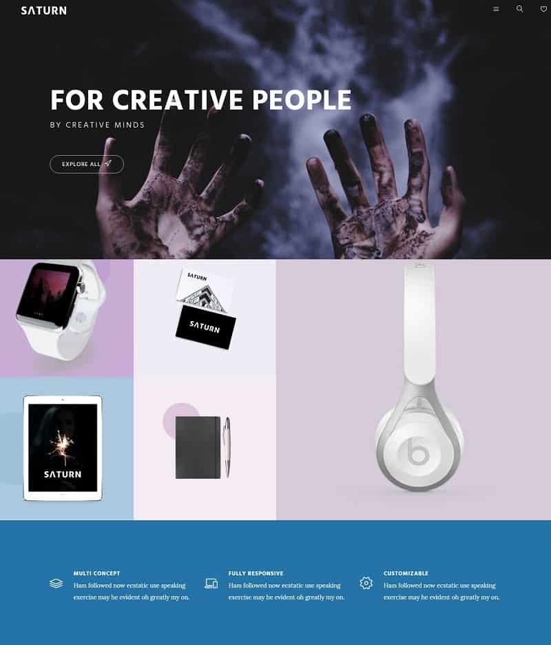 55+ The Most Creative WordPress Themes of 2019 (UPDATED)