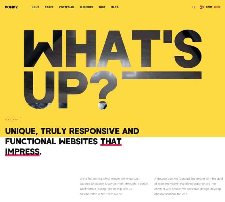 Сайты для вдохновения веб дизайнера 6