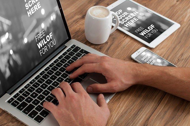 типографика веб-дизайн тренд на 2017 год