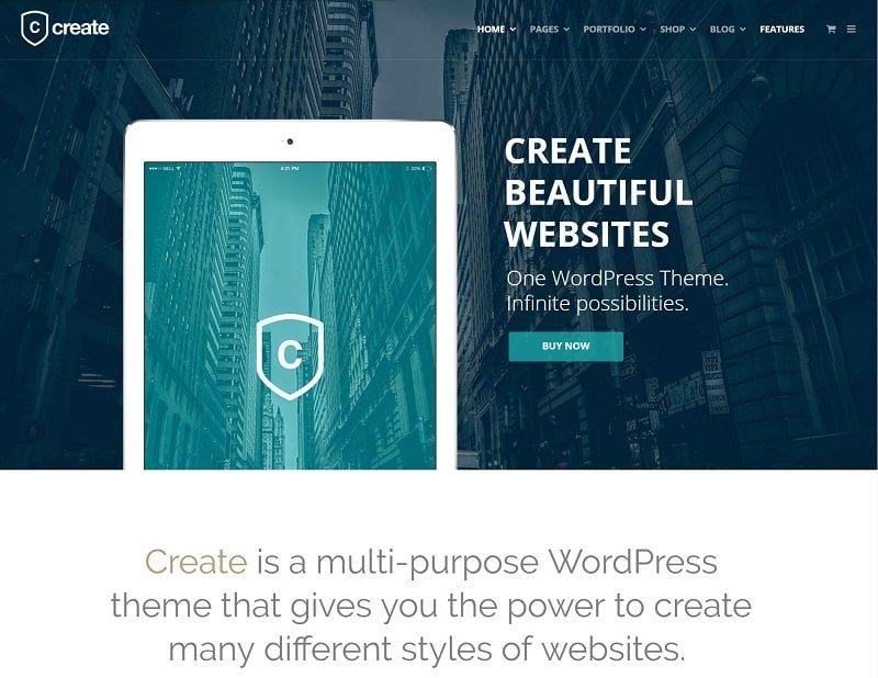 Лучшие темы wordpress 2020 6