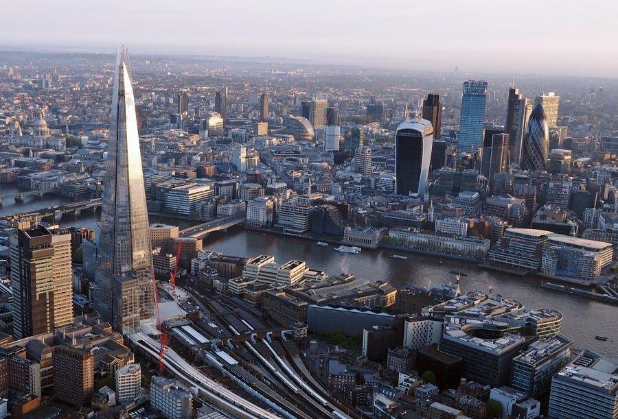 london - ecommerce economy
