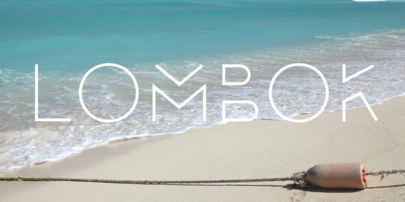 lombok font
