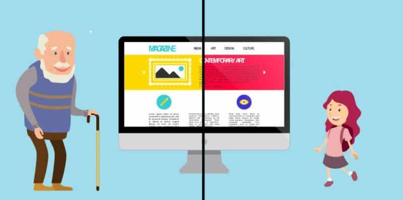 Тенденции в веб дизайне 2020 3