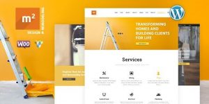 30 Home Maintenance WordPress Themes