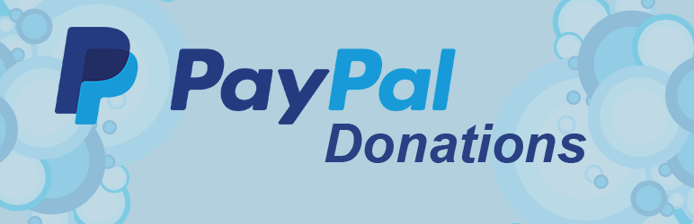 paypal donations plugin for wordpress