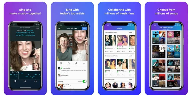 Karaoke Apps for Android & iPhone - Best of 2019 (FREE + PREMIUM)