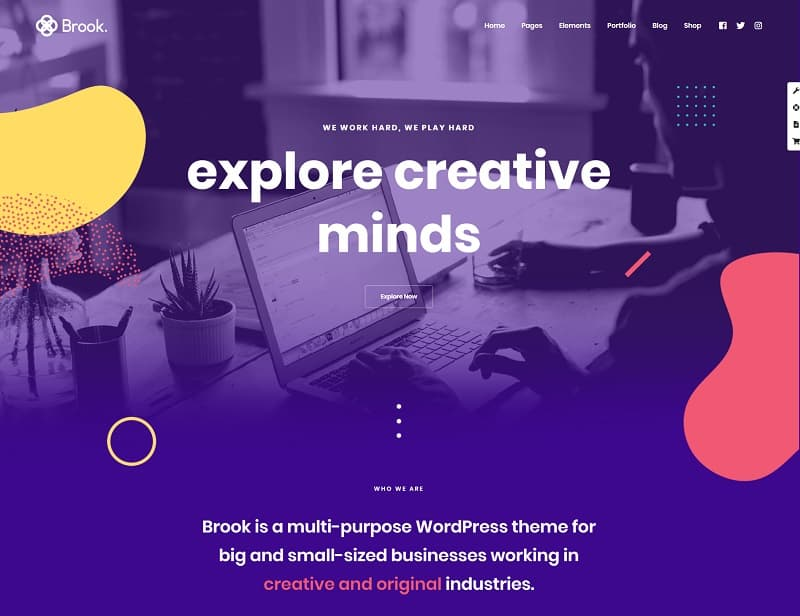 55+ BEST Creative Portfolio WordPress Themes - (2019 UPDATED)