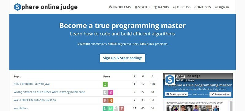 10 Best Coding Challenge Websites To Check Out in 2019 (UPDATED)