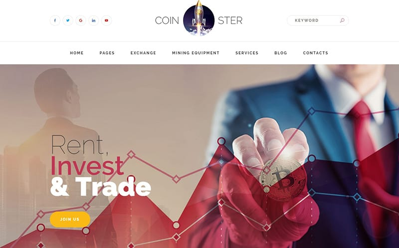 15+ Best Cryptocurrency WordPress Themes 2019 (UPDATED)