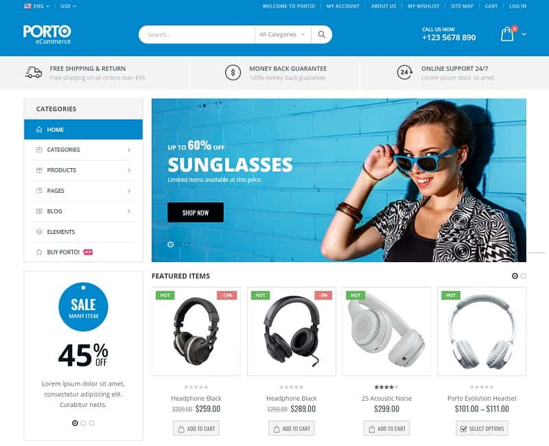 55 Best Wordpress Ecommerce Themes 2020 Updated
