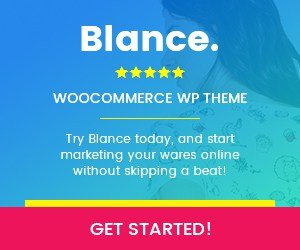 : Blance | Clean, Minimal WooCommerce WordPress Theme