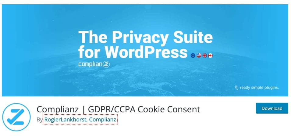 best free gdpr wordpress plugin