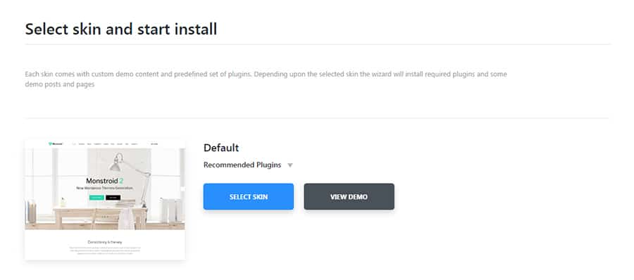 plugins intalling pour site web