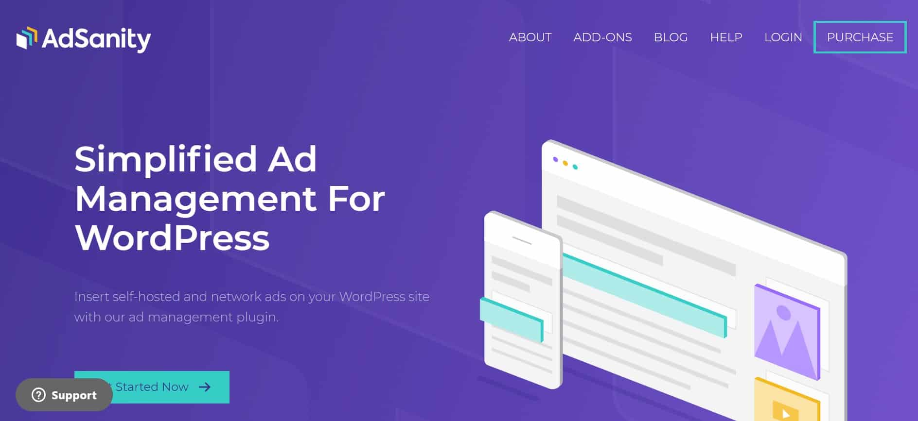 Ad Management WordPress Plugin