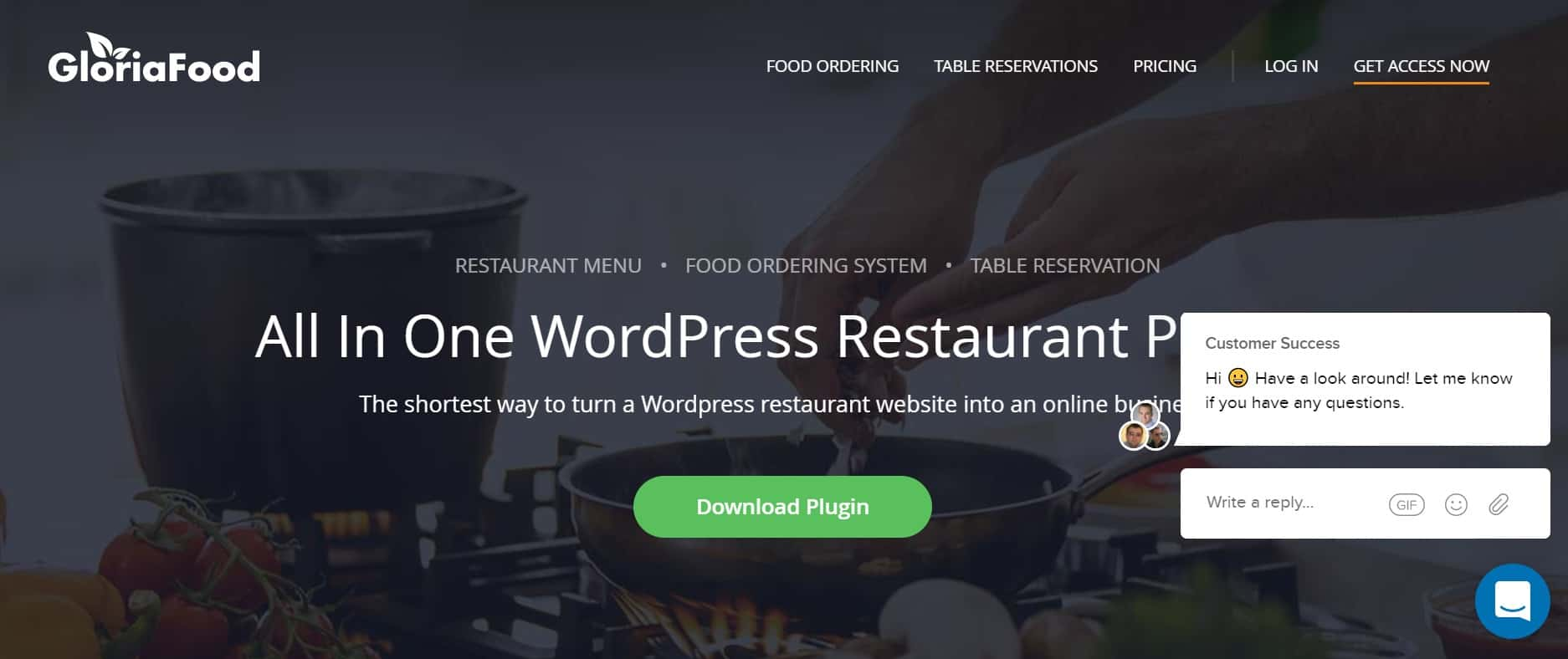 restaurant plugins for wordpress
