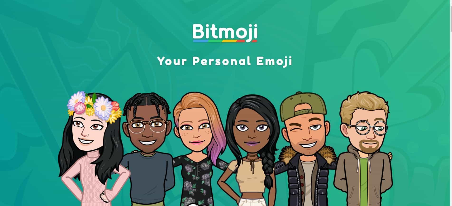 Bitmoji - Amoji APP for Android FREE
