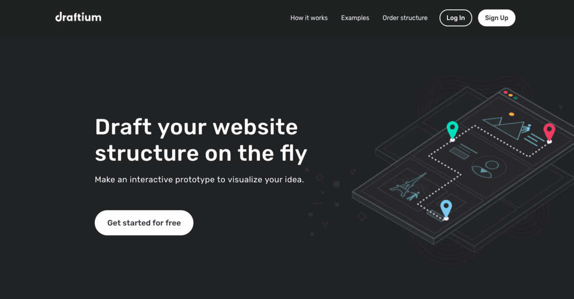 draftium - web design resources