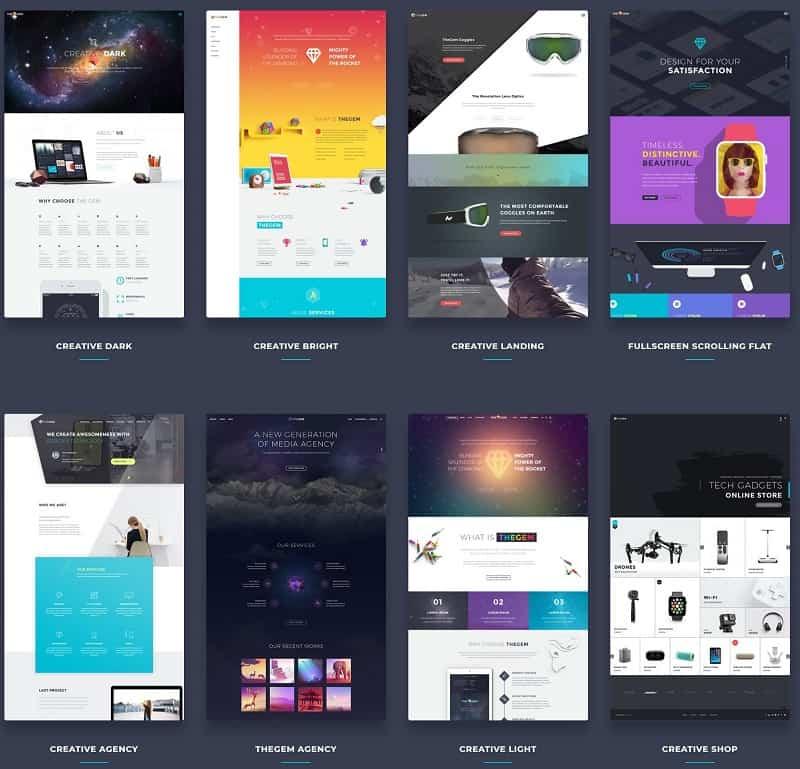 47 Most Creative Wordpress Themes 2020 Updated