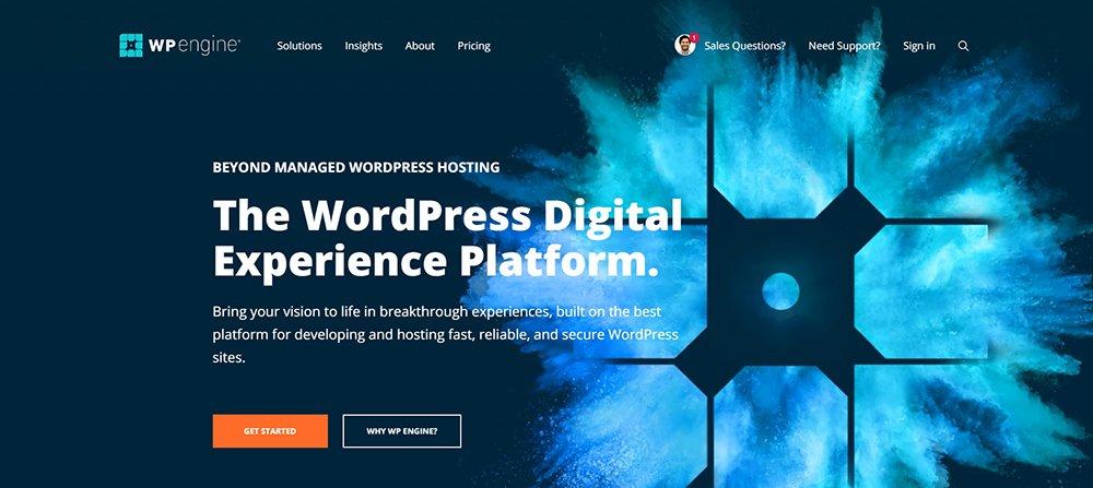 Best WordPress Hosting Reddit Reviews - WP Engine